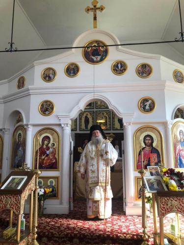 Duminica Sfintei Cruci, Londra 2021